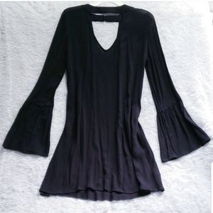 Mossimo Bell Sleeved Tunic